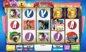Ace Ventura Pet Detective slot