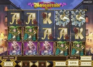 Royal Masquerade free play