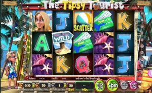The Tipsy Tourist slot