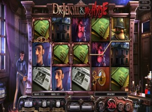 игровой автомат DrJekyll and MrHyde
