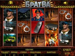 Игровой автомат Братва