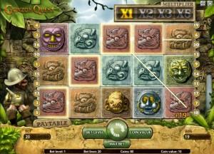 Игровой автомат Гонзо (Gonzo Quest)